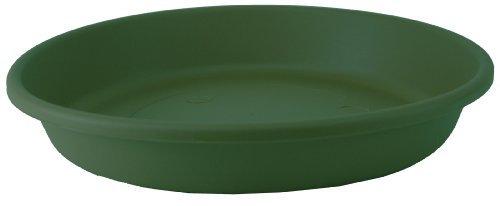 Hcc Retail-Classic Pot Saucer- Evergreen 10 Inch