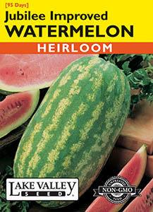 WATERMELON JUBILEE IMPROVED  HEIRLOOM