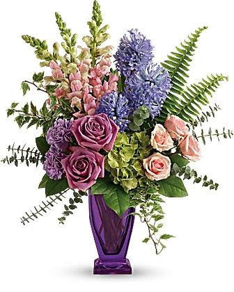 Teleflora's Painterly Pastels Bouquet
