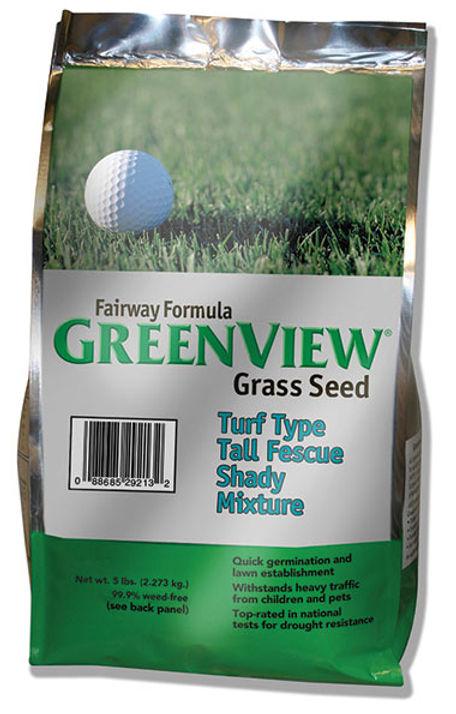 GreenView Fairway Grass Seed Shady Mixture