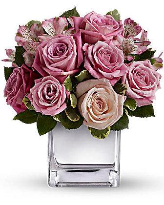 Teleflora's Rose Rendezvous Bouquet