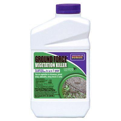 Bonide Products Inc P-Ground Force Vegetation Killer 1 Quart