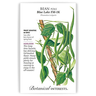 Bean Pole Blue Lake FM-1K