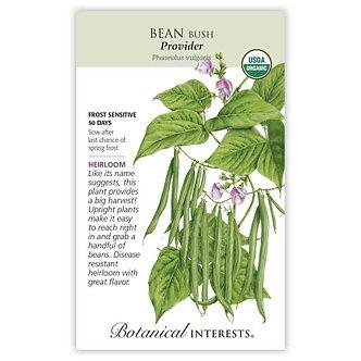 Bean Bush Provider Org