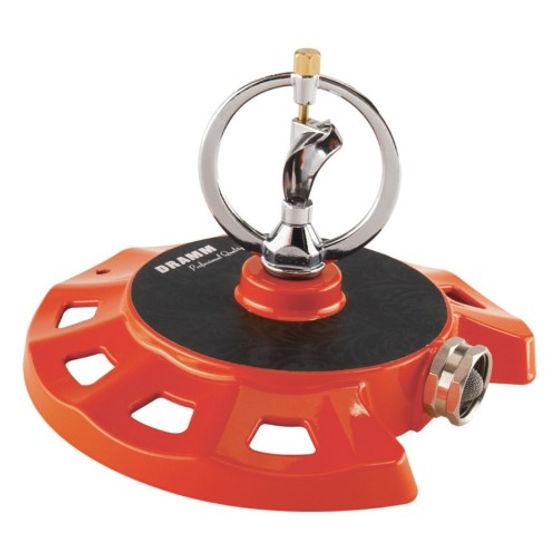 Dramm Corporation 10-15071 Red ColorStorm Spinning Sprinkler