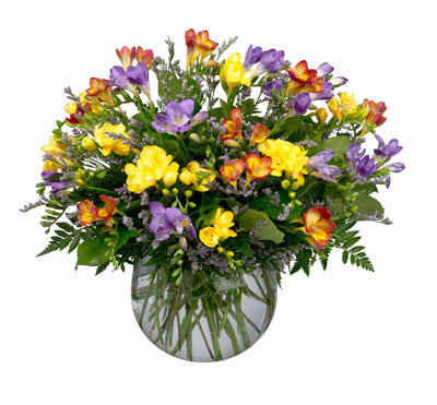 Freesia Bowl
