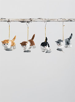 ORNAMENT KITTENS