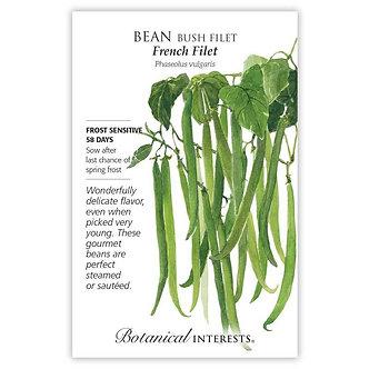 Bean Bush French Filet