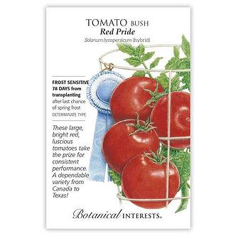 Tomato Bush Red Pride hybrid
