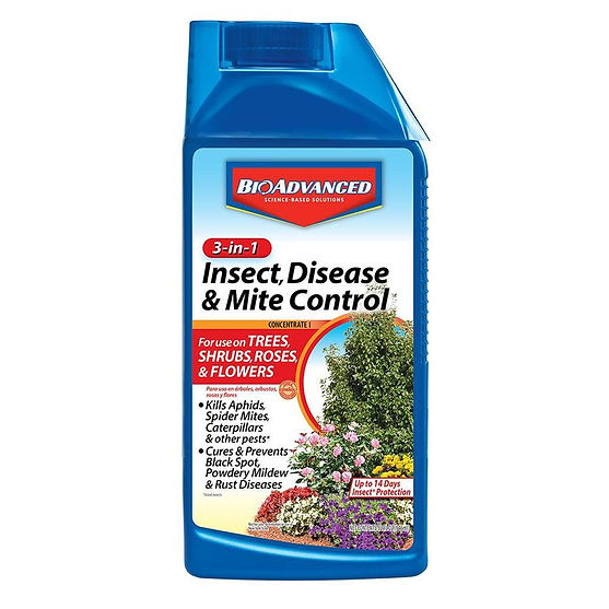 BAYER INSECT DISEASE & MITE CONCENTRATE