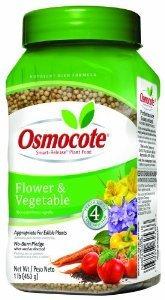 OSMOCOTE 1# FLOWERVEG FOOD