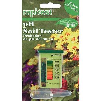 Rapitest Soil Ph Tester Contains Color Comparator & Capsules