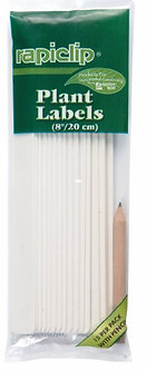 "Luster Leaf 842 8"" Rapiclip� Plant Labels"