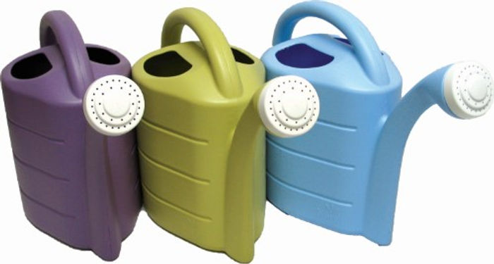 Novelty Manufacture 331310 2 Gal Deluxe Watering Can - Assorted Color