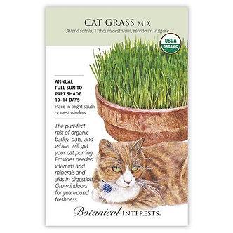 Cat Grass Mix Org