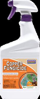 Bonide Copper Fungicide Rtu Natural 1 Qt
