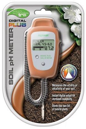 Lusterleaf Digital PLUS Soil PH Meter  1847 - Pack of 6