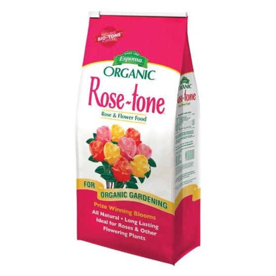 Espoma RT4 4 Lbs Rose-tone 6-6-4 Plant Food