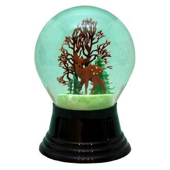 Snowglobe - Medium Doe with Tree