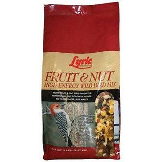 Lyric Fruit & Nut Bird Seed 5 lbs