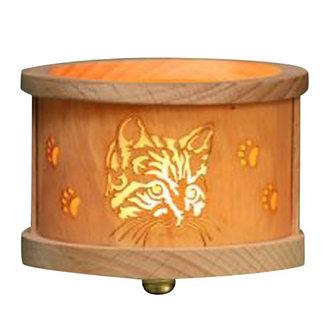 Tea light Luminary - Cats