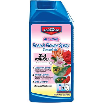 Sbm Life Science  32 Oz Rose & Flower Fertilizer