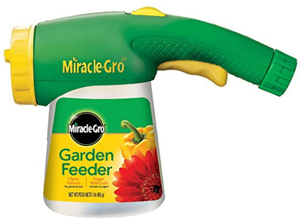 Miracle-Gro Garden Feeder with Miracle-Gro All Purpose Plant Food