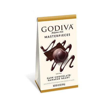 Godiva Dark Chocolate Ganache Heart