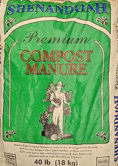 Compost Manure 40 lbs