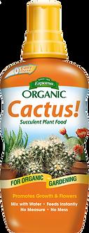 Espoma Organic Cactus! Liquid Plant Food 8 oz