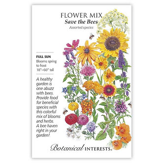 F Mix Save the Bees