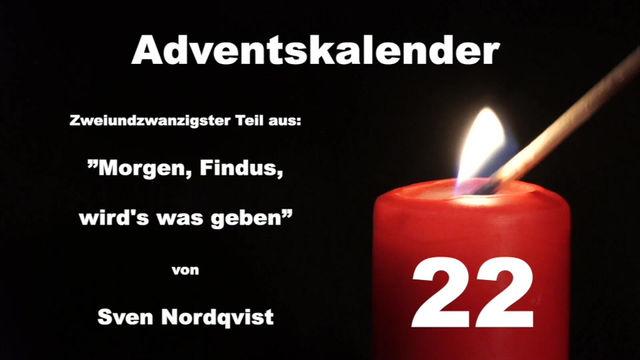 Wir wünschen euch einen schönen 22.Dezember!