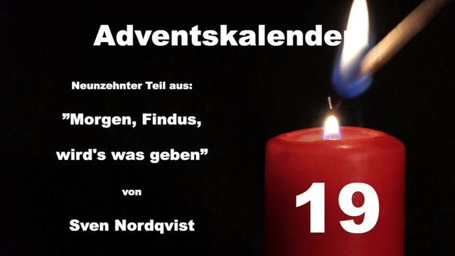 Wir wünschen euch einen schönen 19.Dezember!