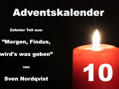 Wir wünschen euch einen schönen 10.Dezember!