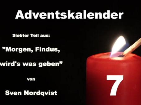 Wir wünschen Euch einen schönen 7. Dezember!