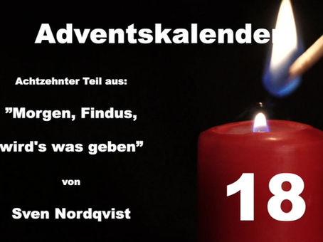 Wir wünschen euch einen schönen 18.Dezember!