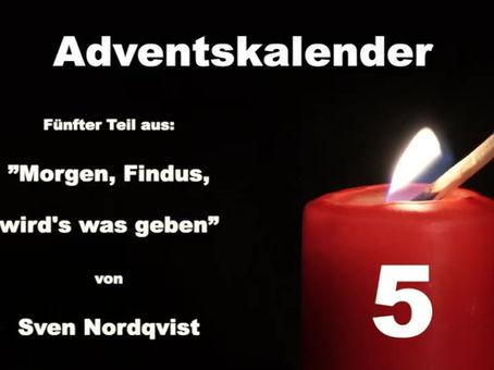 Wir wünschen euch einen schönen 5.Dezember!