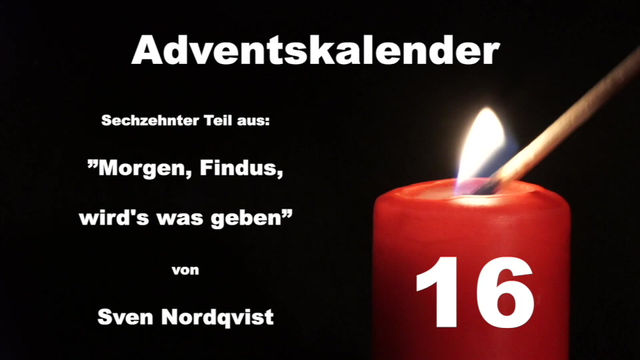 Wir wünschen euch einen schönen 16. Dezember!