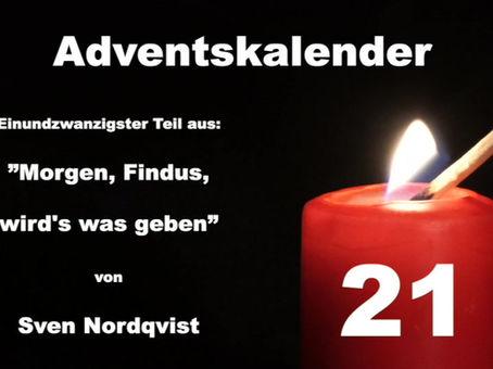 Wir wünschen euch einen schönen 21.Dezember!