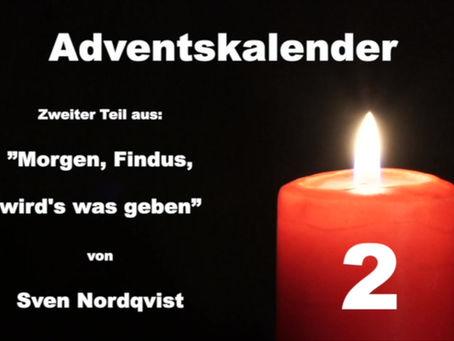 Wir wünschen Euch einen schönen zweiten Dezember!