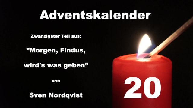 Wir wünschen euch einen schönen 20.Dezember!