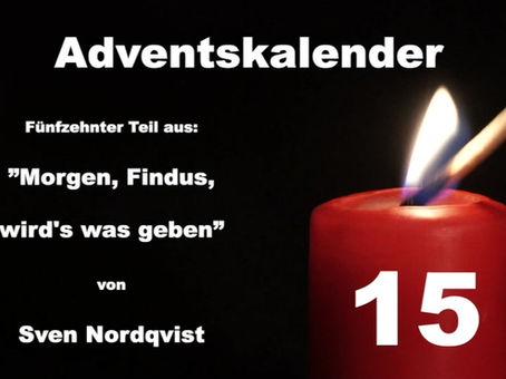Wir wünschen euch einen schönen 15. Dezember!
