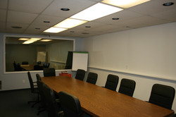 Front of the Conference Room