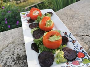 Petits paniers de tomates 🍅