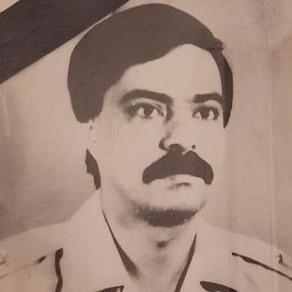 الرائد الطيار علي حسين الزيدي