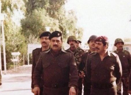 مآثر الفريق الركن سالم حسين العلي