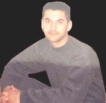 الشهيد مازن محمد عبد الباقي السعدي