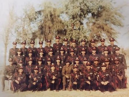 الكلية العسكرية - سرية القعقاع