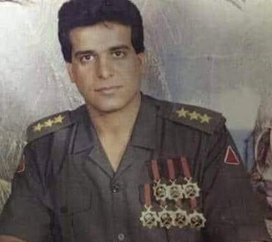 العميد الركن أعياد مزعل طوفان صالح المحمدي الدليمي