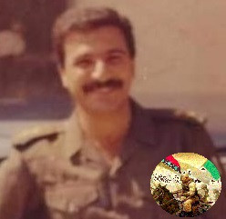 المقدم الركن سمير صالح العزاوي